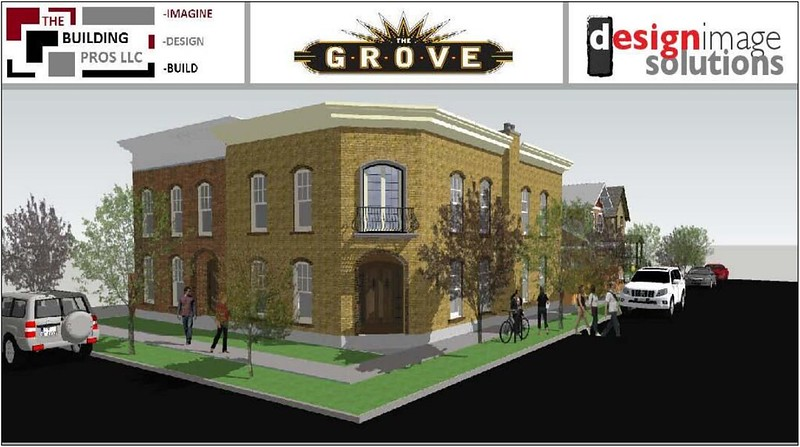 Building Pros proposal - The Grove