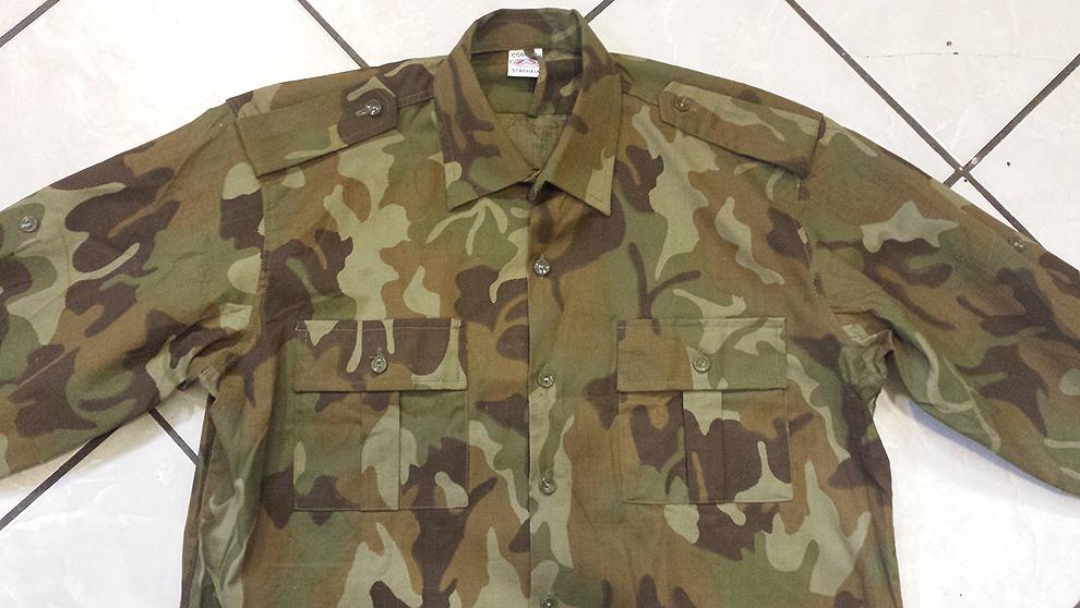 Romanian m90 shirt 14500820250_affd024cf8_o