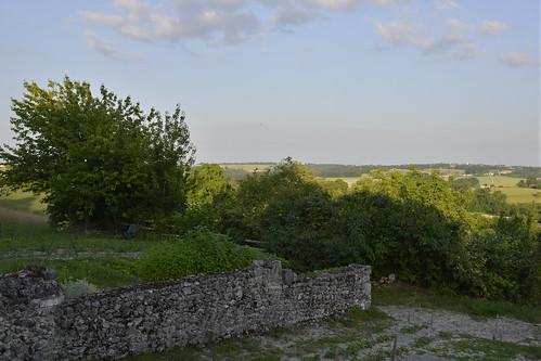 Vieux mur de pierres