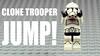 LEGO Clone Trooper Jump!