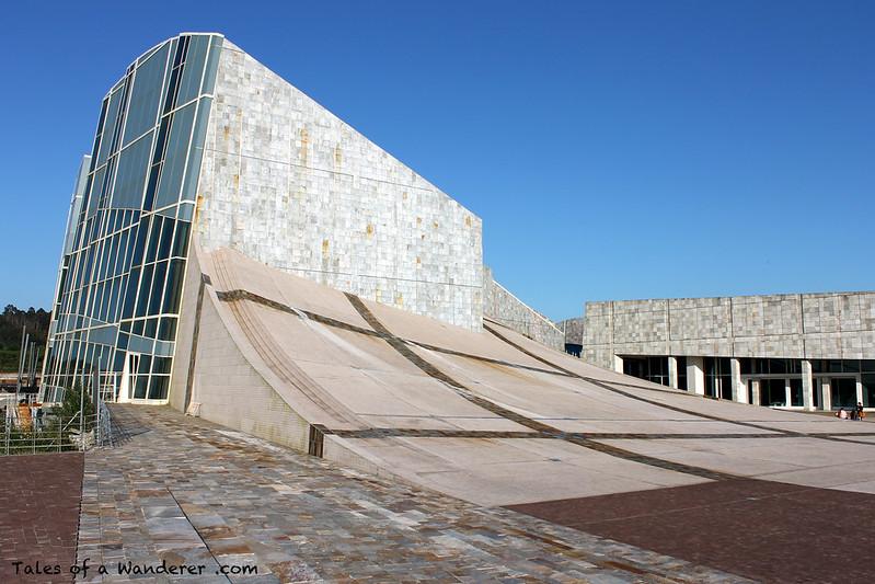 SANTIAGO DE COMPOSTELA - Cidade da Cultura de Galicia
