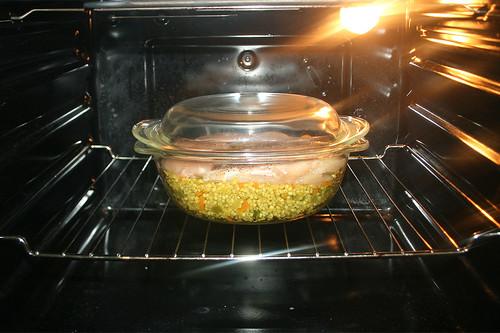 38 - Geschlossen im Ofen garen / Bake closed in oven