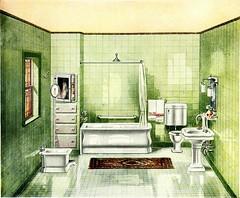 """Image from page 24 of """"Modern bath rooms : with useful information and a number of valuable suggestions about plumbing for home builders or those about to remodel their present dwellings"""" (1912)"""
