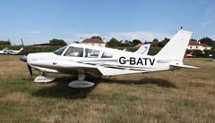 G-BATV Piper PA28-180 Cherokee F on 26 July 2014