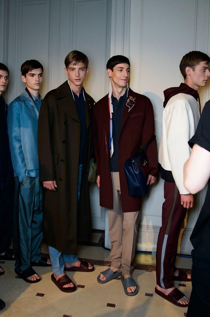 SS15 Paris Valentino497_Jules Mas, Abel van Oeveren, Nicolas Ripoll, Janis Ancens(fashionising.com)