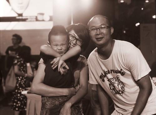 [林照相館作品#012] 台中 中友百貨星舞台-街頭藝人評選