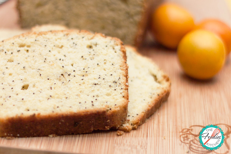 Tangy Poppy Seed Loaf