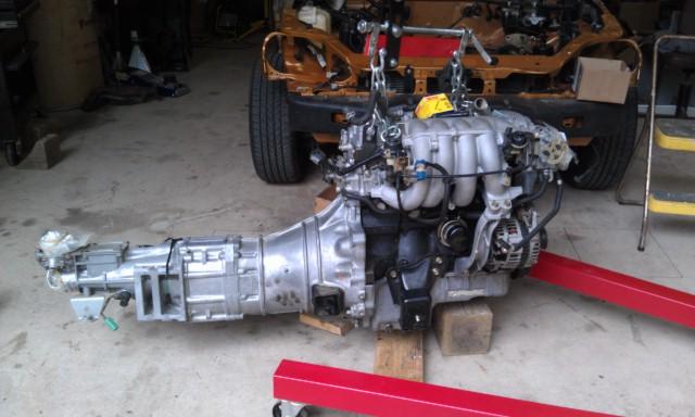 MM 00 EVO Engine Install 5
