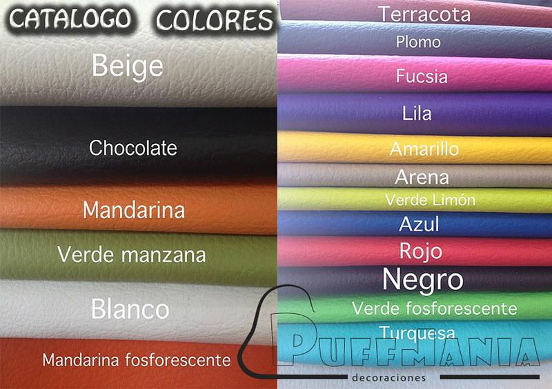 colores actuales
