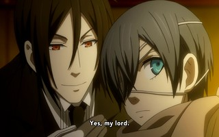Kuroshitsuji Episode 5 Image 6