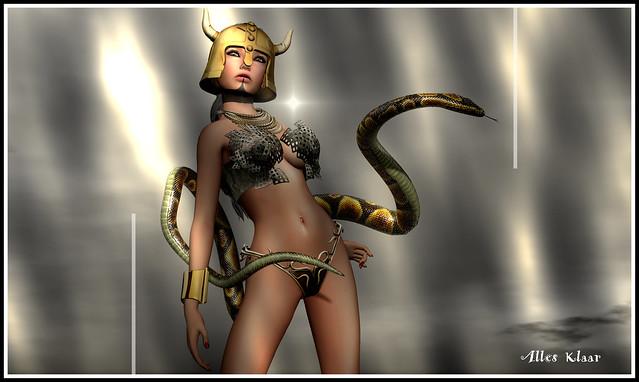 I Love Snake Play