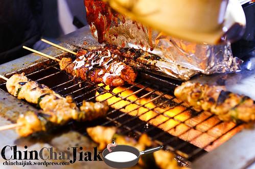 Edae Grilled Chicken Skewer My Favourite Street Food Chin Chai Jiak