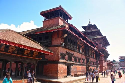 museum in Patan's Durbar Square