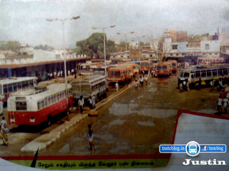 Vellore Busstand