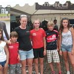 Championnat France D'aquathlon Jeunes 2014 Bergerac
