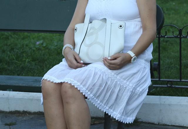 bolso blanco purificación garcía