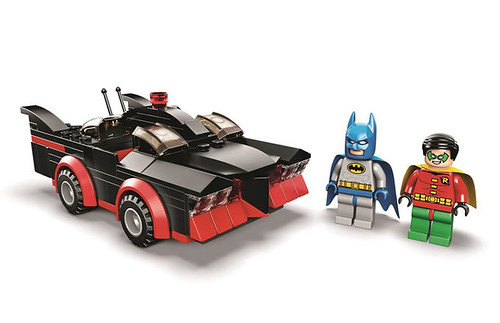 Lego Batman Classic Tv Series Batmobile Instructions Neoape