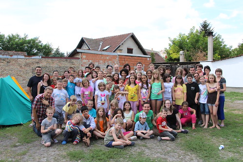 Harvest Hill Church - Serbia 2014