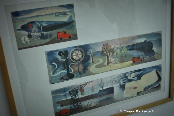 5 - Maria Keil - выставка в Каштелу Бранку