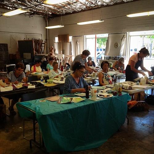 workshop in San Diego