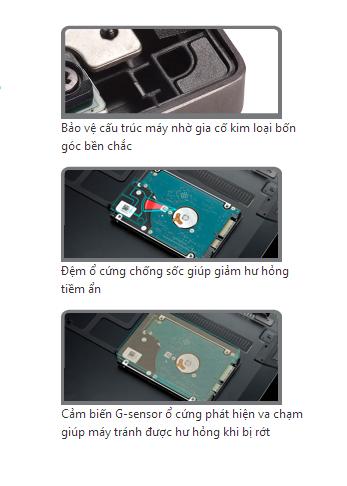 PU401 laptop tinh tế dành cho doanh nhân - 29505