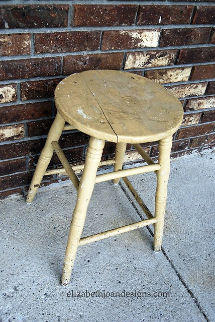 Milking Stool 9