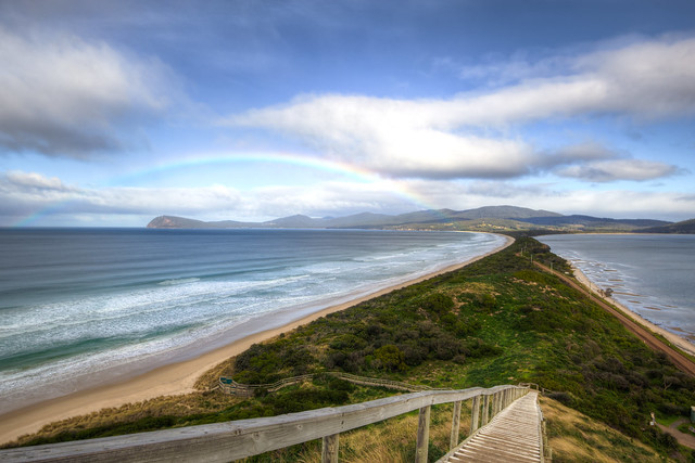 The Neck, Bruny Island - Tasmania