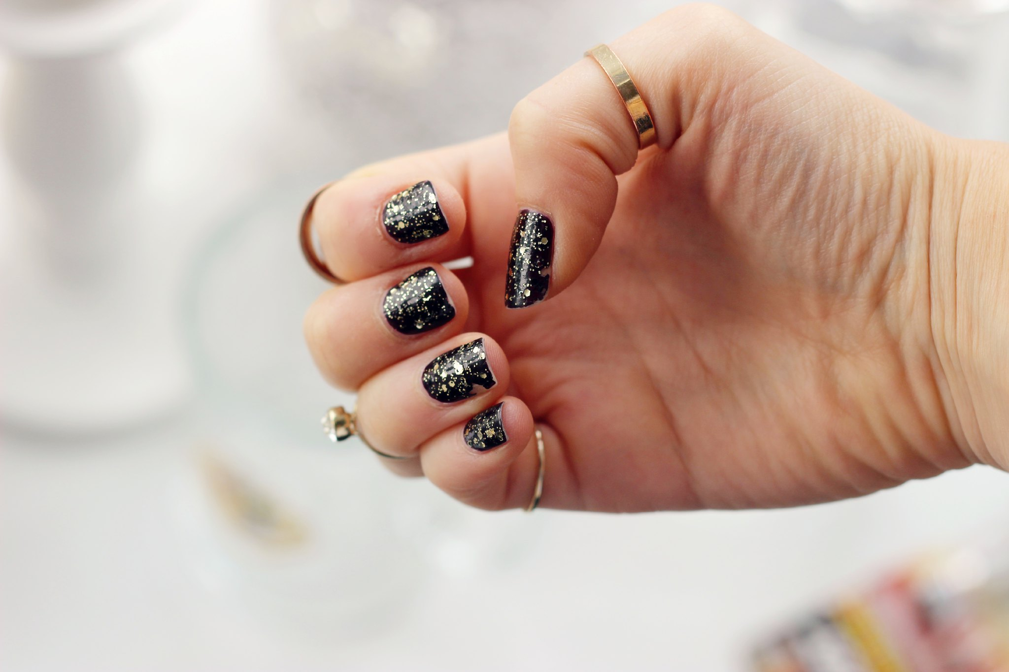 Alexa Chung x Nails Inc review 2