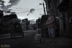 rice cake vendor