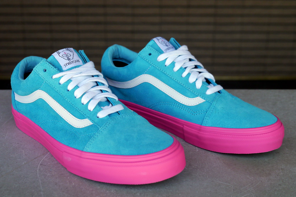b6d2ac8ff25 Vans Syndicate x Tyler The Creator Pack