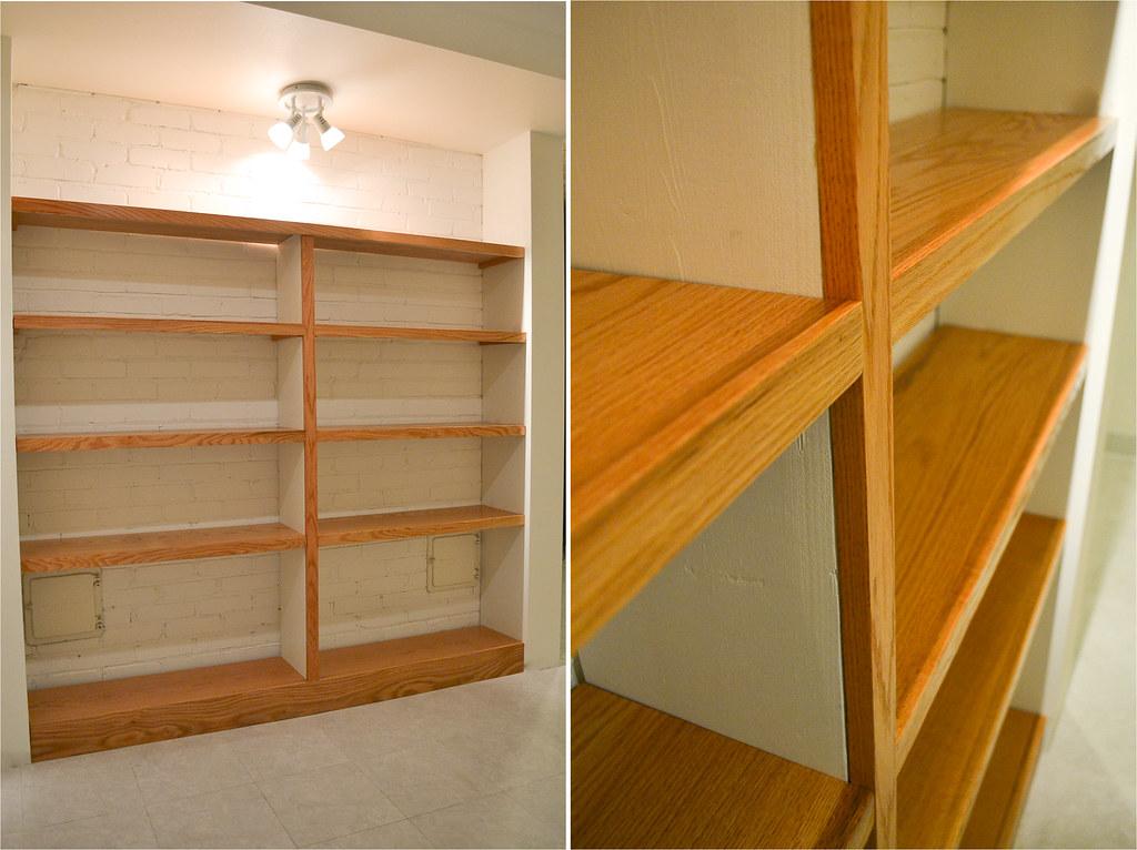 building built in bookshelves the saga things i made today - Building Built In Bookshelves