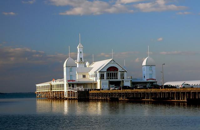 Cunningham Pier. Geelong Vic.