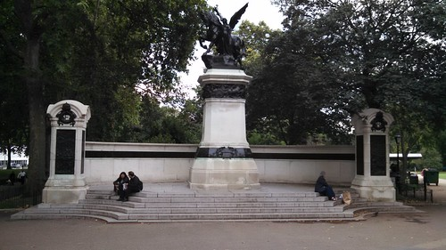 Artillery Monument