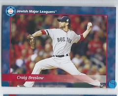 11414  U. S. Jewish Sport Craig Breslow