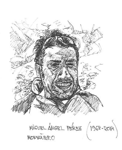Miguel Ángel Pérez (1968-2014)