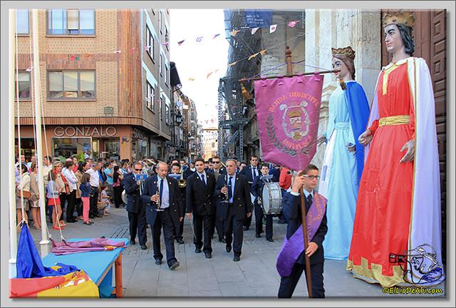 Proclamación de Reinas, Alcaldesitos y Pregón (1)