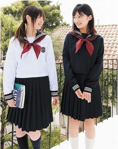 Đồng phục học sinh Nhật Bản Đẹp, Kute, luôn HOT 6