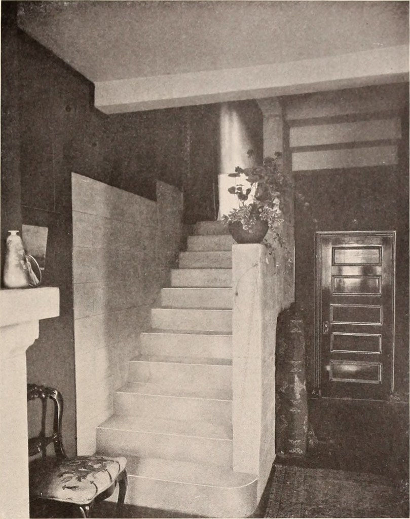 IMAGE FROM PAGE 108 OF AMERICAN HOMES AND GARDENS 1905 FLICKR