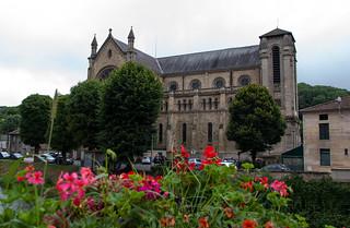 Visite de Bar le Duc - Église Saint-Antoine de Bar-le-Duc