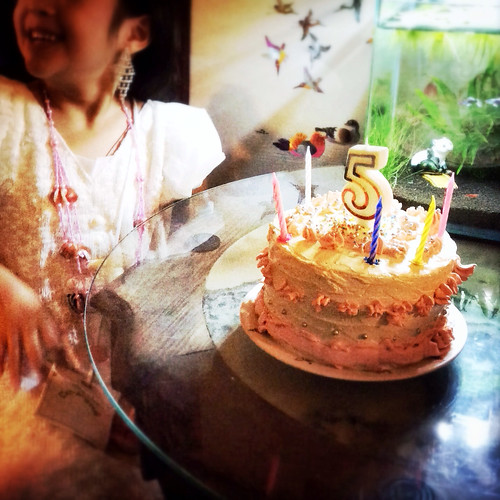 Little Girl's, Chocolate, Birthday Cake, Buttercream Frosting,  奶油糖霜, 巧克力, 生日蛋糕, recipe