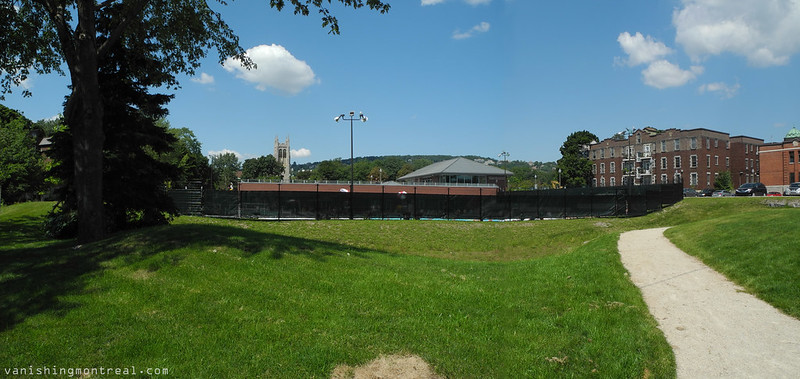 Westmount Recreation Centre panoramic - 1