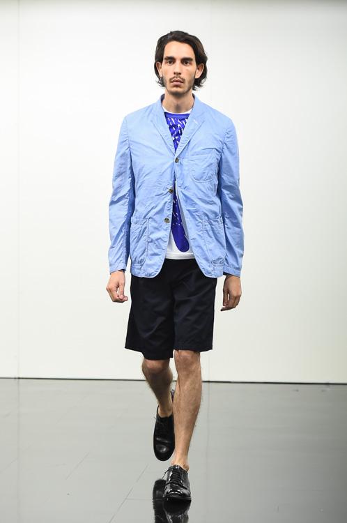 SS15 Tokyo COMME des GARCONS HOMME035(Fashion Press)
