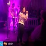 Kiitos kaikille, huikea @radioaalto #eturivikeikka #annaabreu   #Repost from @satuk  ---  @annaabreuofficial #casinohelsinki