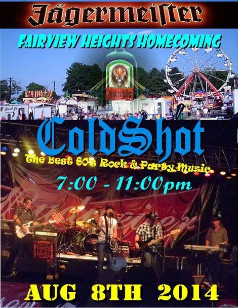 Coldshot 8-8-14