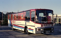 Brecks Coaches, Rotherham