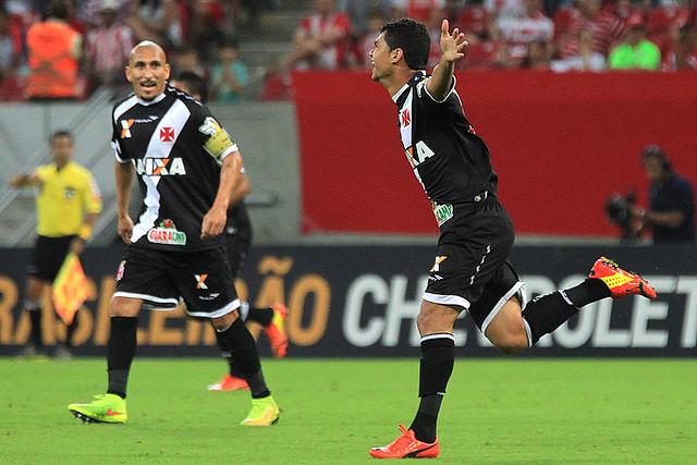 86bfc0a915 Club de Regatas Vasco da Gama - Destaque em campo