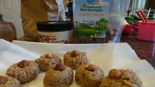 Maple Hazlenut Yum Balls