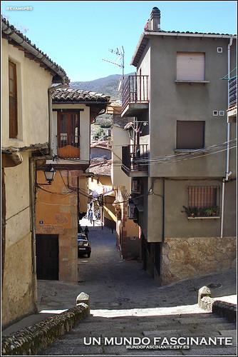 Rincones de Garganta la Olla, Extremadura. España.