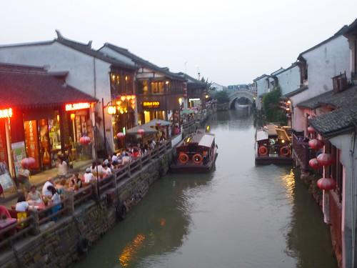 Jiangsu-Suzhou-Pingjiang Jie-Nuit (6)