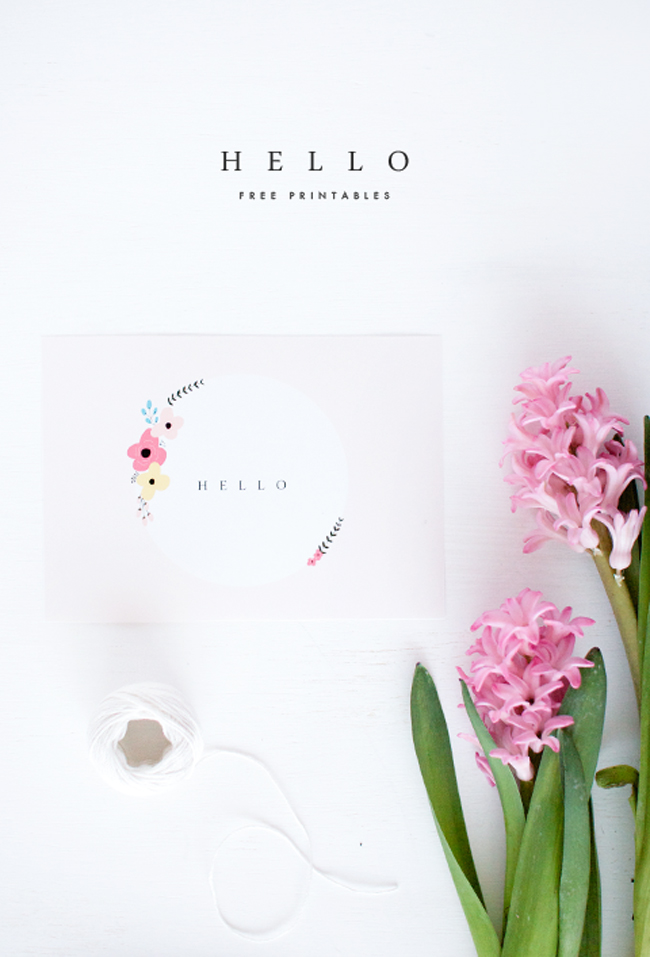 3-Hello-Free-Printables